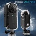 Новый чехол Insta360 ONE X Venture  водонепроницаемый корпус  корпус Insta 360  защитный чехол для дайвинга Insta360 One X  аксессуары для камеры