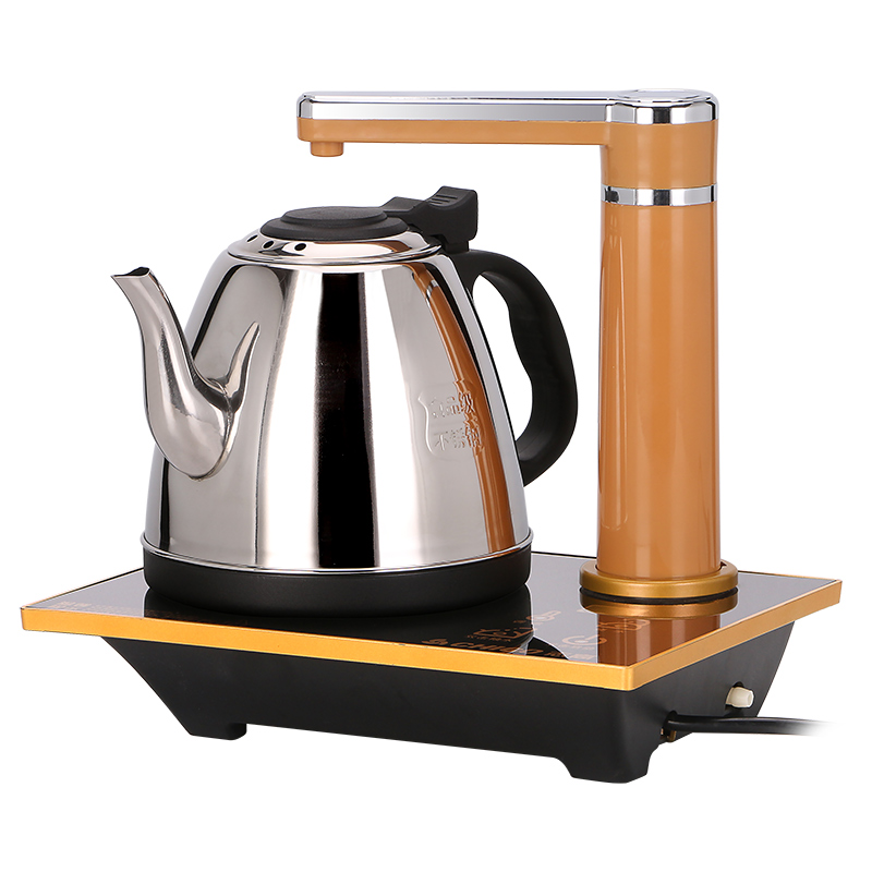 Intelligent Household Water Heating Kettle Automatic Electric Kettle Mini Stainless Steel Teapot Water Dispenser Boiler 1L