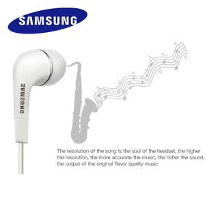 Image 3 - Samsung Oortelefoon Originele EHS64 Headsets Met Ingebouwde Microfoon 3.5 Mm In Ear Wired Oortelefoon Voor Smartphones Galaxy s3 S6 S8