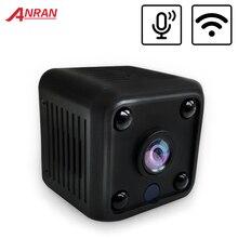 Mini câmera hd filmadoras câmera ip 1080p sensor de visão noturna wifi câmera de controle remoto pequena câmera de vigilância sem fio cam
