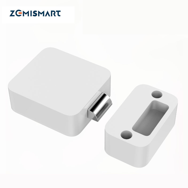Tuya Smart Bluetooth Drawer Lock Invisible Electric File Cabinet Lock Keyless Phone Control  Security