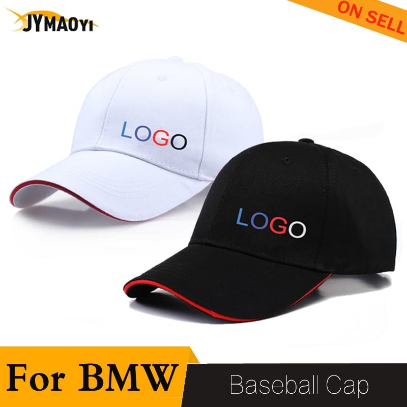 JYMAOYI For Bmw Baseball Cap Hat Men Car Logo Sun Visor Light Peaked Cap Adjustable Fashion Popular Cotton 2020 New Arrival