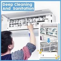 Condicionador de ar de espuma mais limpo pó sujeira molde micro organismos spray limpeza profunda sanitizin fragrância perfumado mais limpo #20|null|Casa e Jardim -