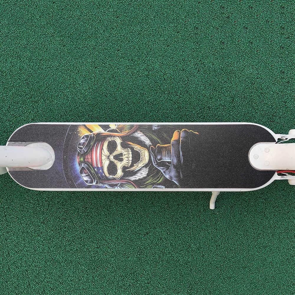 Waterproof Scooter Pedal Griptape Stickers Matte Pad For XIAOMI Mijia M365 Pro