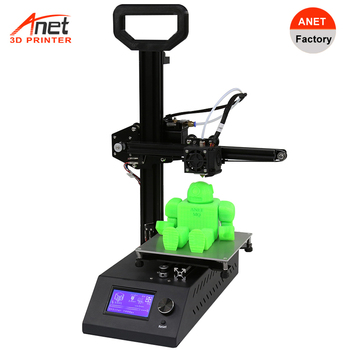 Anet A9 3D Printer  High Precision Portable Imprimante 3D DIY Kit Easy Assemble with  Metal Plate+ Aluminum Frame with filament tronxy 3d printer kit printing plus size 330 330 400mm metal frame structure high precision 3d printer diy kit dual z lead screw