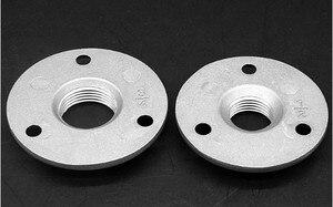 """Image 4 - 鋳鉄管フランジDN15 クラシック鋳造鉄フランジ 1/2 """"10 ピース/ロット鋳鉄フランジアルミ合金フランジG3/4"""