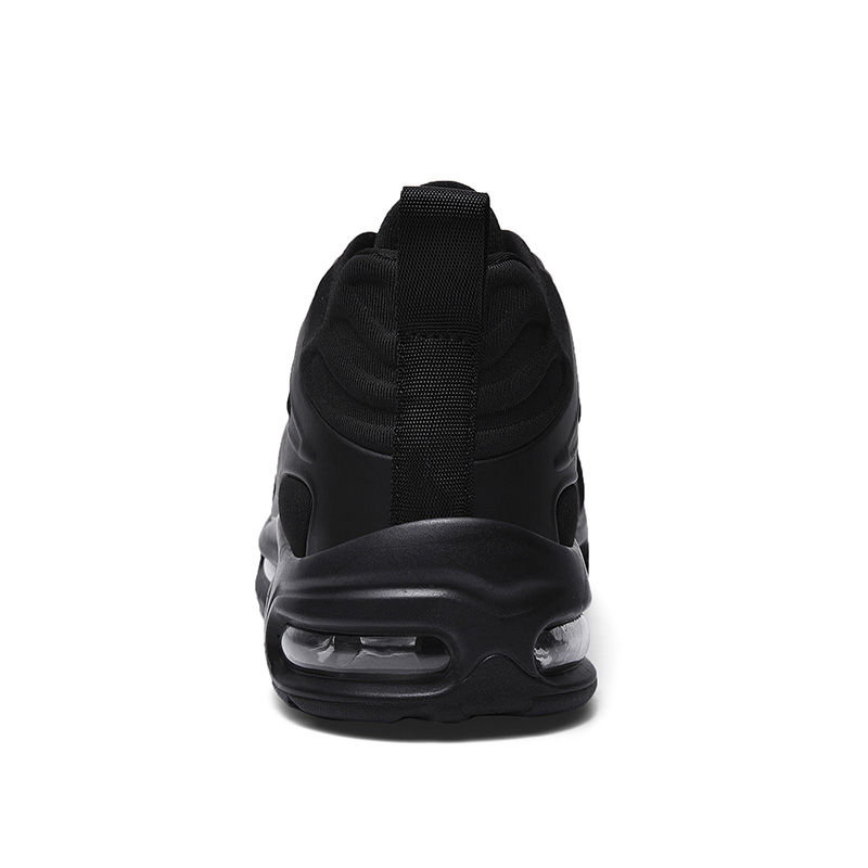 Image 4 - 2019 Fashion Black Slip on Breathable High Quality Men Sneakers Comfortable Casual Slip on Shoes For Male Boots Running ManMens Casual Shoes   -