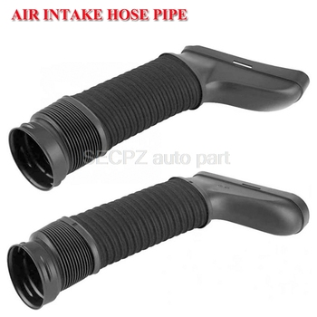 Pair Left & Right Air Intake Pipe for Mercedes W168 W204 S204 W212 S212 A140 A190 A160 A210 C230 C280 C300 C350 E300 E350