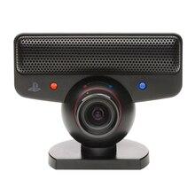 Zwart Motion Sensor Duurzaam Eye Camera Bewegen Met Microfoon Draagbare Zoom Lens High Definition Spraakopdrachten Accessoires Gaming