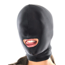 4 Style eye mask ,Headgear Cosplay Slave BDSM Bondage Open Mouth Mask Role Play, Unisex Adult games Sex Toys for Couples Woman цены
