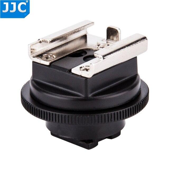 JJC Hoạt Động Giao Diện Giày Nóng AIS đến Đa Năng Hot shoe Adapter cho Sony VG30 VG30H HDR HC9 XR200V XR550V CX550V HC9 SR5C CX12