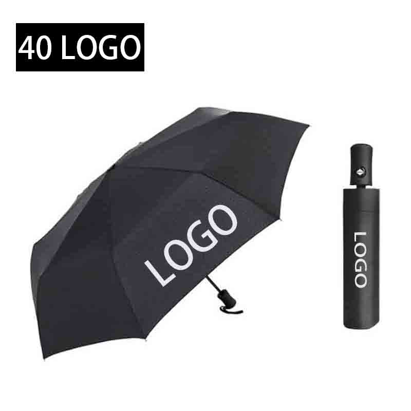 Fully Automatic Umbrella For BMW MINI Cooper Mercedes-Benz Audi Volkswagen Toyota Honda Lexus Chevrolet Buick FORD VOLVO HYUNDAI