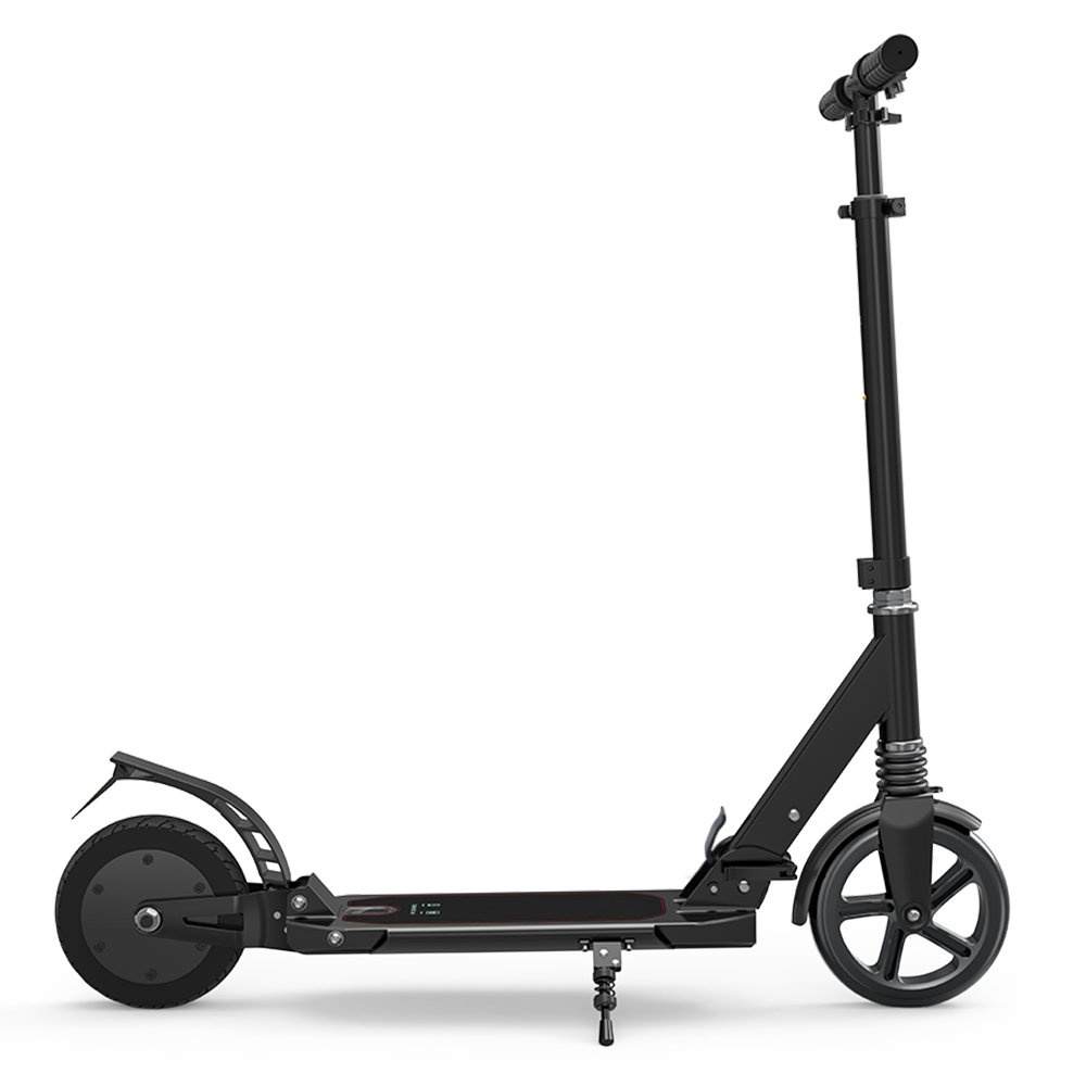 Outdoor Foldable Electric Car Mobility Scooter 8IN Electric Scooter Foldable Commuting Scooter 220LB Bearing Capacity For Adults
