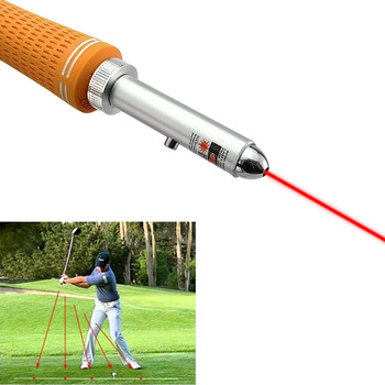 Golf swing corrector laser vliegtuig trainer golf swing-vliegtuig trainingshulp golf pointer laser spot richting