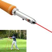 Golf Swing Corrector Laser Vliegtuig Trainer Golf Swing-Vliegtuig Training Aid Golf Pointer Laser Spot Richting