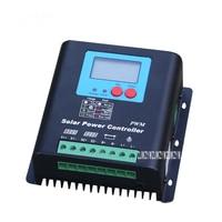 12V24V60A Solar Charge Controller Energy Controller Photovoltaic Solar Power Controller Battery Panel Street Lamp Controller