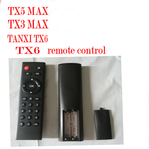 Image 3 - Tanix Tx6 Remote control for Android tv box tanix Tx5 max TX3 MAX Mini Tx6 TX92 android allwinner H6 Replacement Remote Control