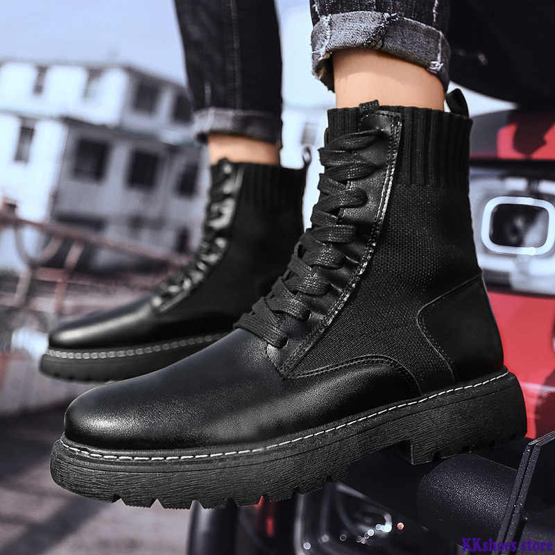 Men Boots Dr Martin Boots Shoes Ankle