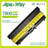 Apexway 9 cell battery for Lenovo ThinkPad Edge 14 T510 T510i T520 W510 W520 T410 T410i T420 42T4708 42T4709 42T4710 51J0499