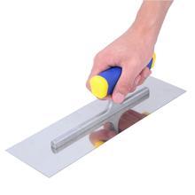 300mm Professional Plaster Trowel Plastering Skimming Trowel Tile Flooring Grout Float Tiling Tool Wall Concrete Scraping Tool