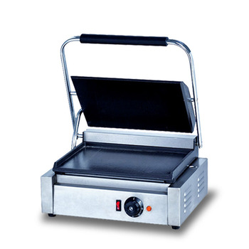Single Platen Steak Frying Stove Desktop Sandwich Machine Meat Product Frying Pan Commercial Western Food Temperature Control air frying pan new special price large capacity intelligent oil smoke free fries machine automatic electric frying pan 220v 3l