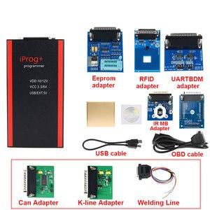 Image 4 - Adaptador iprog kline do adaptador do can ônibus de iprog 2020 v85 iprog adaptadores do mb do ir de porgrammer com melhor preço