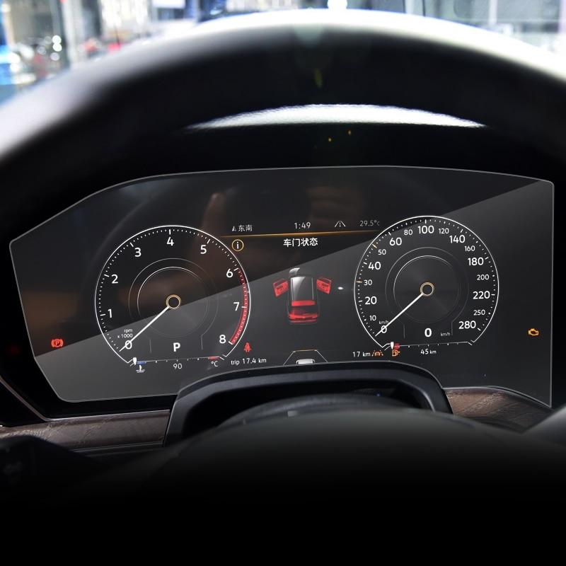 cheapest For Volkswagen T-ROC T ROC TROC 2017 2018 Car Gate Slot Pad Non-slip Cup Mat Anti Slip Door Groove Mat Interior Car Accessory