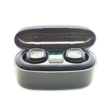 2020 Sport Headphones Bluetooth Tws Hifi Stereo 5.0 Wireless Headset Waterproof Wireless Earphones With Mic Auto Pair Earbuds hifi tws wireless bluetooth headset dual stereo bluetooth 5 0 earbuds ipx5 anti sweat wireless sports headset with mic 450mah ch
