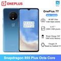 OnePlus 7T Handy 6,55 inch Snapdragon 855 Plus Octa Core 48MP Triple Kameras 3800mAh 8GB RAM 128GB ROM Smartphone NFC