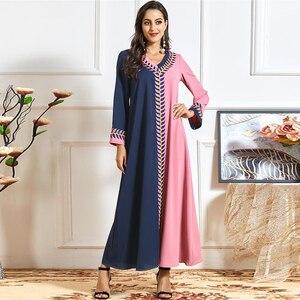 Kaftan Abaya Dubai Muslim Hijab Dress Turkey Dresses Abayas For Women Vestidos Largos Islamic Clothing Robe Musulmane Longue