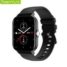 Reloj inteligente deportivo para hombre, pulsera resistente al agua IP68 de 2021 pulgadas, con diales artesanales, Monitor de presión arterial y oxígeno para amazfit gts 2, modelo gts2, 1,7