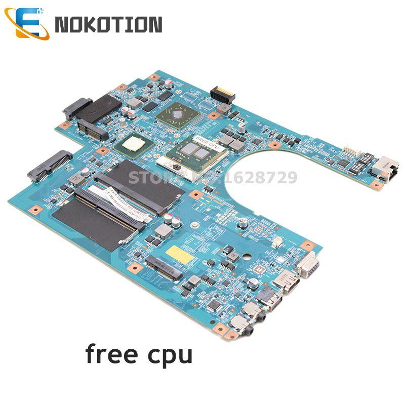 NOKOTION JE70-CP MB 09923-1M 48.4HN01.01M For Acer Aspire 7741 7741G PC Motherboard MBPT401001 MBN9Q01001 HM55 DDR3 Free Cpu