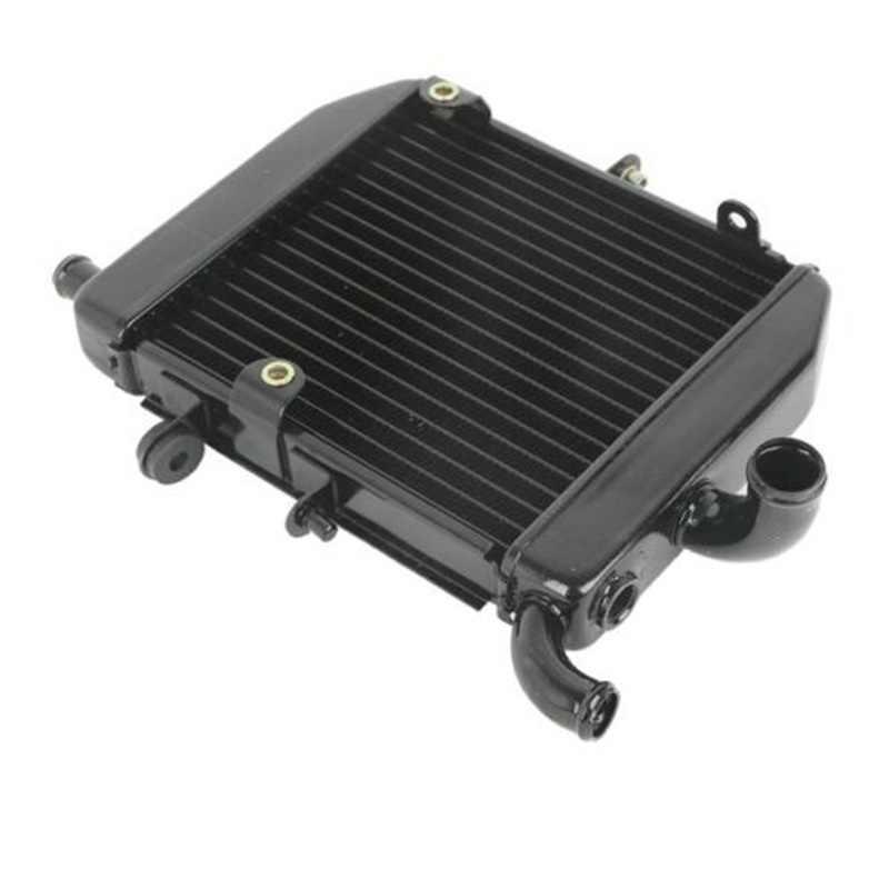 รถจักรยานยนต์ Cooler หม้อน้ำ Guard Cover Protector สำหรับ HONDA VFR400 NC30 RVF400 NC35