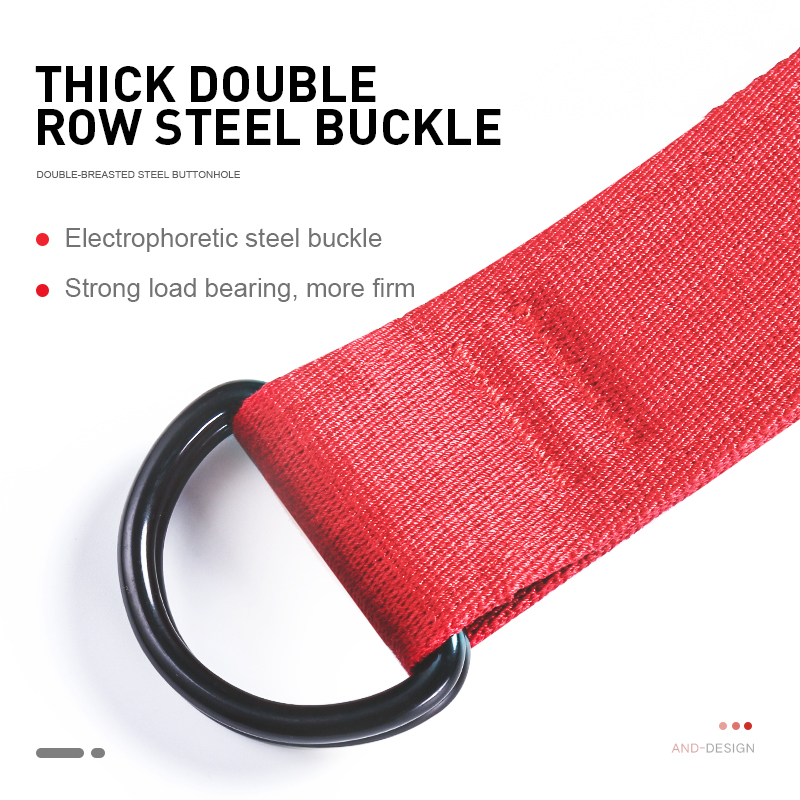 INNSTAR Extension Gantry Rope Gym Fitness Accessories Fly Bird Bicep Triceps Ropes Push Pull Down Cord Workout Strength Training 4