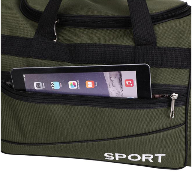 Big Sports Duffel Bag  4