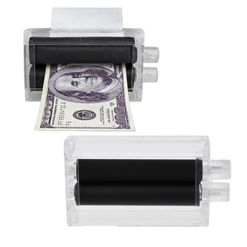 Волшебный трюк легкая машинка для печатания денег денежный чайник