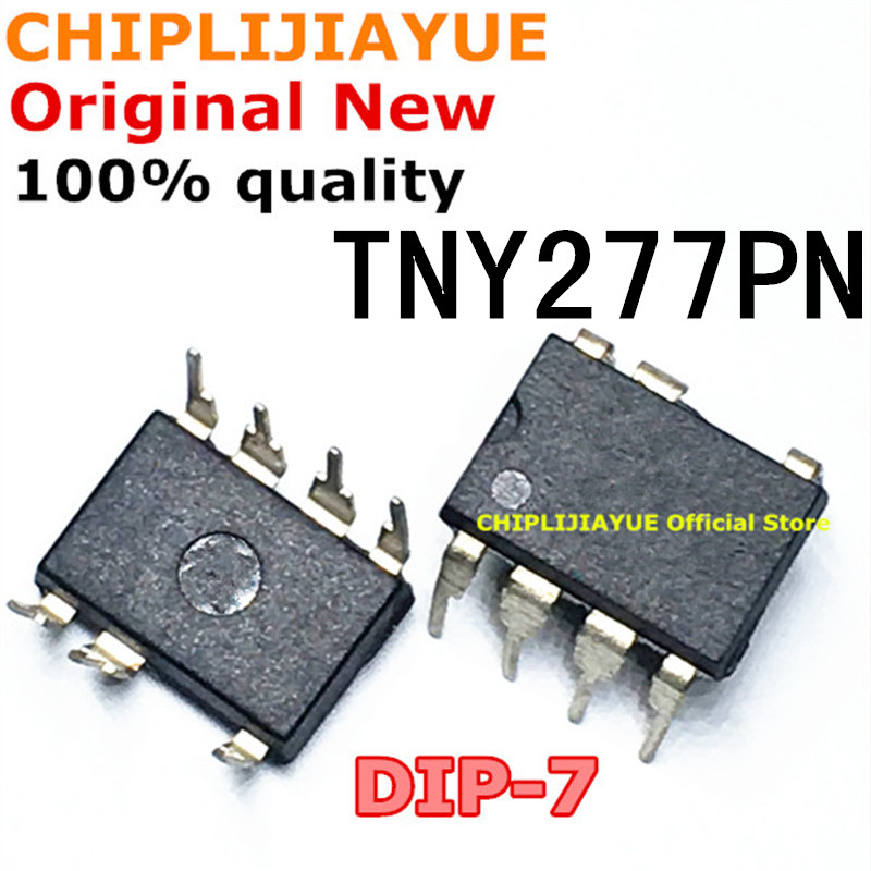10PCS <font><b>TNY277PN</b></font> DIP7 TNY277P TNY277 DIP-7 new and <font><b>original</b></font> IC Chipset image