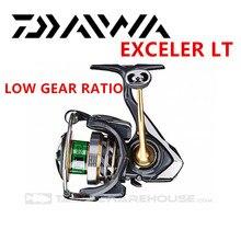 2018 новая Daiwa Exceler LT спиннинговая Рыболовная катушка 1000D 2000D 2500 3000 C 4000D C 5000D C 6000D