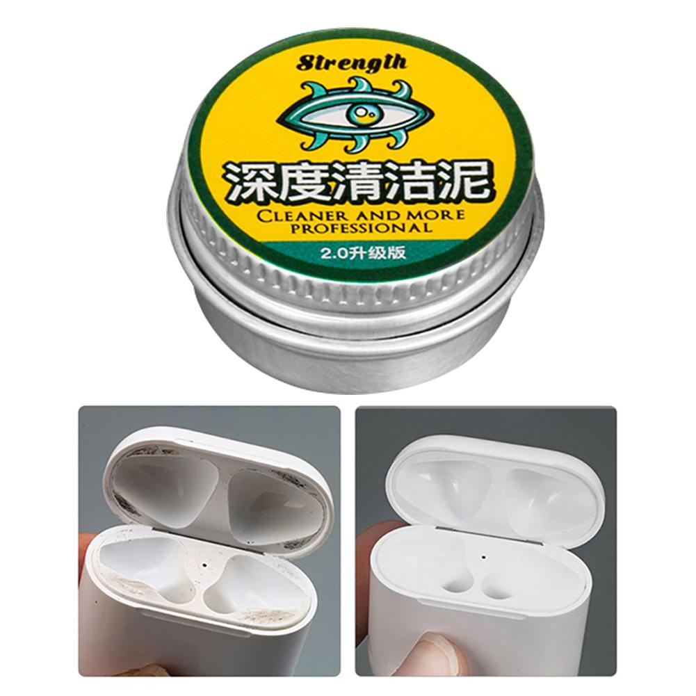 Computer Cleaners Reusable Dust Remover Cleaning Mud Tool Kit For Air Pods Mobile Phones Laptop For Airpodss
