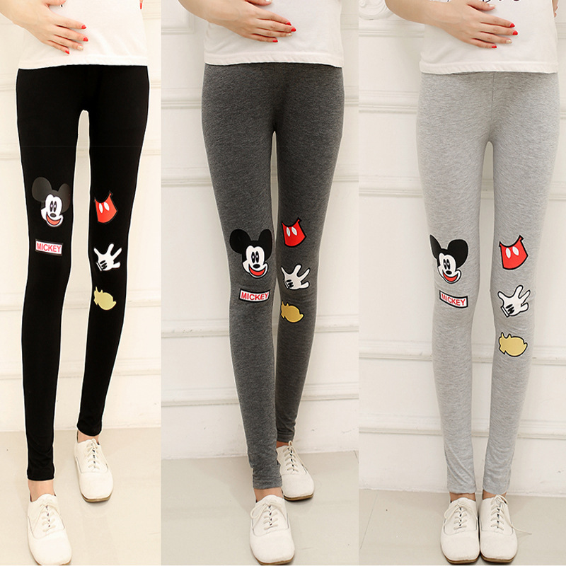 Spring Autumn Maternity Pants Trousers Maternity Clothing Spring Belly Moda Gestante Maternity Leggings Casual Maternity Pants