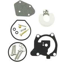 Outboard Engine Carburetor Repair Kit 66T-W0093-00 for Yamaha Parsun Powertec 40HP 66T-W0093(China)