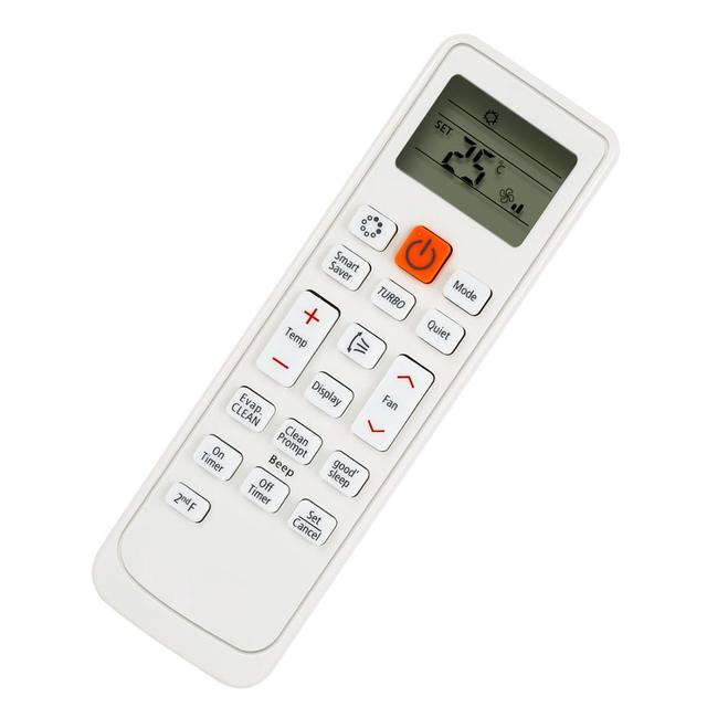 Air Conditioner Remote Control Suitable for Samsung DB93 14195f KT3X003 DB93 11489K A/C Conditioning Controller