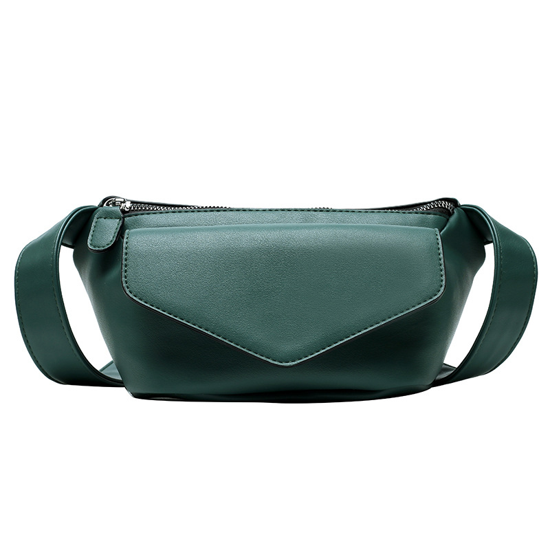 Fashion Waist Bags For Women Pu Leather Fanny Packs Ladies Small Crossbody Bags High Quality Female Brand Belt Chest Bags New