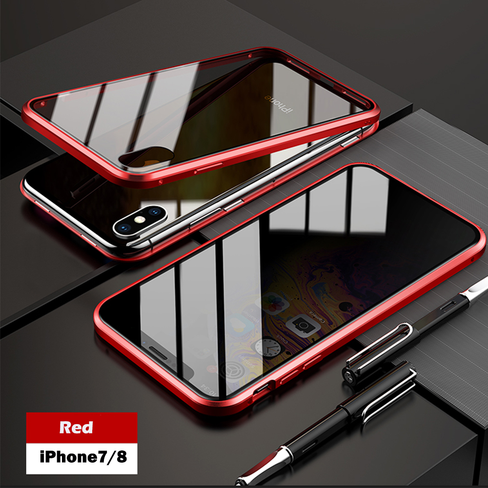 for iPhone 7 8 red