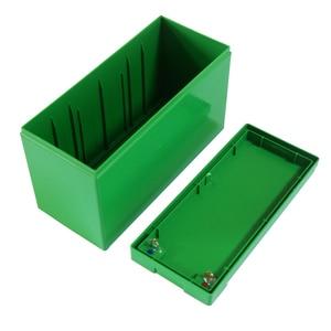 Image 3 - 12V 10AH/15Ah Pin Li ion Hộp 18650 Pin Lithium Kích Thước Vỏ L150 * W65 * H94mm Nhựa ABS ốp Lưng