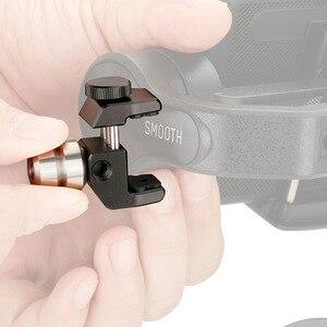 Image 3 - Ulanzi contrapeso para Zhiyun Smooth 4 Q2 cardán Dji osmo mobile 3 2, estabilizador, placa de Blance de lente anamórfica, Snoppa atom Vilta