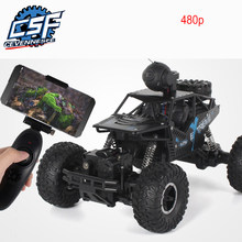 2020 yeni Buggy HD kamera 2.4G radyo kontrol RC oyuncak arabalar 1:16 4WD RC araba güncelleme sürümü hız Off-Road kamyon oyuncak
