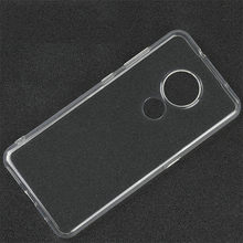 Para Nokia 7.2 Caixa Do Silicone Transparente para Nokia 7.2 TA-TA 1181-1196 para Nokia 6.2 TA- 1200 Natureza macio tampa Do Telefone Cases>(China)