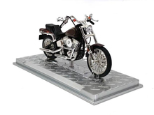 1984 Retro Motorcycle Collection Model