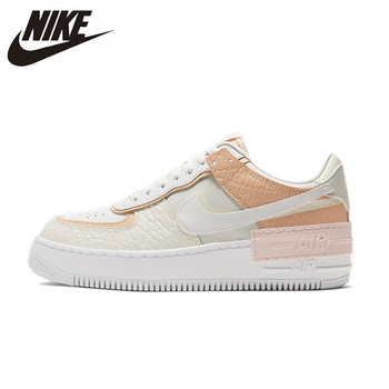 Original Nike Air Force 1 Shadow Low Women Skateboarding Shoes Comfortbale Balance Outdoor Sports Sneakers CK3172-002